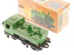 Matchbox 47 E Superfast Pannier Locomotive REALLY MIB Box OVP