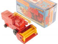 Matchbox 51E Superfast Combine Harvester Mähdrescher MIB Box OVP