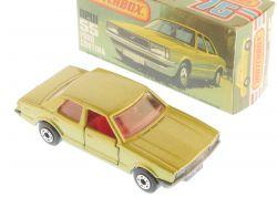 Matchbox 55 G Superfast Ford Cortina green nearest MIB Box OVP