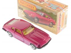Matchbox 67 D Superfast Datsun 260Z 2+2 MIB perfekte Box OVP