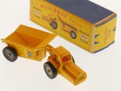 Matchbox M-10 Major Pack Whitlock Dinkum-Dumper Near Mint Box OVP