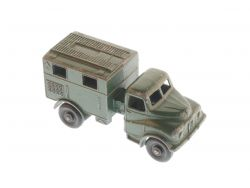 Matchbox 68 A regular wheels Austin MkII Radio Truck Militär