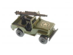 Matchbox 38 C Superfast Jeep Stern Militär 1976 near mint!