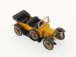 Matchbox Y-13 Models Yesteryear 1911 Daimler MOY black seats