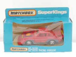 Matchbox K-101 SuperKings Racing Porsche 911 Mint Model MIB OVP