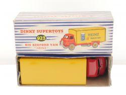 Dinky Toys 923 Big Bedford Van Heinz nearest MINT BOX MIB! OVP