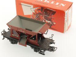 Märklin 4610 315/1 Schotterwagen Talbot DB Karton 1964 TOP! OVP