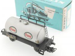 Märklin 4501 Kesselwagen Esso 1968 Karton Tankwagen schön! OVP