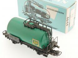 Märklin 4644 Kesselwagen BP Tankwagen 1967 Güterwagen schön! OVP