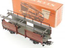 Märklin 315/4 Autotransportwagen unbeladen DB AC 800 4612 OVP
