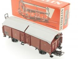 Märklin 4619 Schiebedachwagen Güterwagen von 1962 TOP! OVP