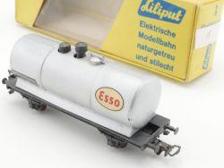 Liliput 252 E Kesselwagen Schienenreinigungswagen Esso ÖBB OVP