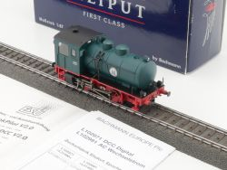 Liliput L102991 Dampflok Zuckerfabrik Elsdorf digital AC TOP OVP