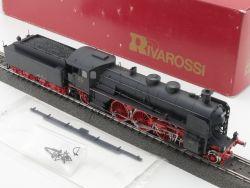 Rivarossi 1014 Dampflok BR 18 470 DRG AC für Märklin wie NEU OVP