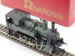 Rivarossi 1356 Dampflok D II 2454 KBayStB DC H0 TOP! OVP