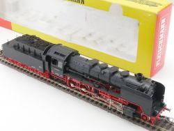 Fleischmann 4174 Dampflok BR 50 008 DRG Echtkohle gesupert OVP