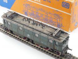 Roco 4143 Elektrolok 116 019-1 DB Bundesbahn DC gealtert OVP