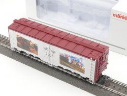 Märklin 45683 Güterwagen Info-Tage 2006 SoMo wie NEU! OVP