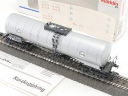 Märklin 4757 Kesselwagen Eva Tankwagen Decals KKK AC H0 NEU! OVP