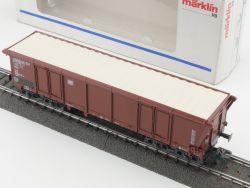 Märklin 4726 Rolldachwagen Güterwagen Tams DB wie NEU! OVP
