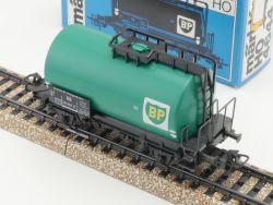 Märklin 4644 Kesselwagen BP Tankwagen DB 581694 wie NEU! OVP