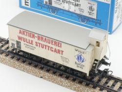 Märklin 4678 Bierwagen Aktien-Brauerei Wulle Stuttgart NEU! OVP