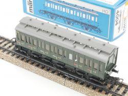 Märklin 4004 Abteilwagen Personenwagen 2. Klasse 330/1 TOP! OVP