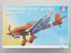 Italeri 079 Junkers JU-87 B2/R2 Dive Bomber StuKa 1:72 NEU! OVP
