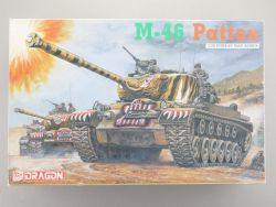 Dragon 6805 M-46 Patton US Army Kampfpanzer Korean Wars NEU! OVP