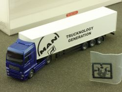 Wiking 5380546 MAN TG-A XXL Koffer-SZ Trucknology LKW 1:87 N OVP