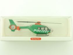 Wiking 0220243 Polizei-Hubschrauber Eurocopter 1:87 NEU! OVP