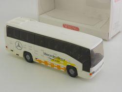 Wiking 7130234 Mercedes MB O 404 RH Reisebus Werbemodell NEU OVP