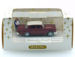 Wiking 824 02 33 Mercedes 220 S Weihnachts-Modell 1996 1:87 OVP