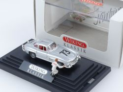 Wiking 7990237 Klassik Mercedes 300 SL Nürburgring 1:87 NEU! OVP