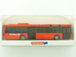 Wiking 7063936 MAN Linienbus NL Bahnbus Österreich ÖBB NEU! OVP