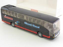 Wiking 7140540 MB Mannschaftsbus Eintracht Frankfurt Sippel  OVP