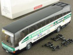 Wiking 7140741 MB O 404 Mannschaftsbus SV Werder Bremen NEU! OVP