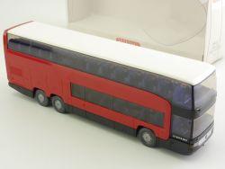 Wiking 7150237 MB O 404 DD Reisebus Doppeldecker 1:87 NEU! OVP