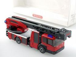 Wiking 06270142 MB Econic DL 32 Feuerwehr Drehleiter 1:87 NE OVP