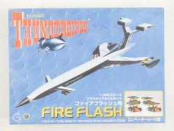 Aoshima 035412 Thunderbirds Fire Flash 1/350 Model Kit NEU! OVP