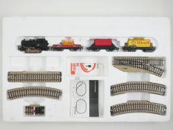 Märklin 2996 Güterzug BR 89 006 M-Gleis Lok leicht defekt OVP