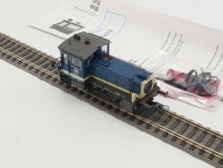 Roco 43478 Diesellokomotive Köf III BR 333 197-2 DC TOP tlw. OVP