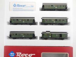 Roco 04062 S Donnerbüchsen Wagen-Set DRG Reichsbahn OVP