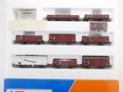 Roco 44003 8-teiliges Güterwagen-Set Ep.II DR Reichsbahn NEU OVP