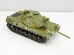 Tamiya Leopard 1 Panzer Elektro-Antrieb! 1:35 gebaut Lesen!