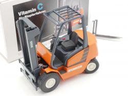 Conrad 2977 2978 Steinbock  Diesel Treibgas Gabelstapler Lesen OVP