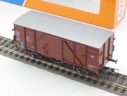 Roco 46001 Gedeckter Güterwagen Gklm 112 9 683-4 DB KKK NEU! OVP ST
