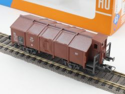 Roco 4389 A Klappdeckelwagen Güterwagen DB KKK vgl 46277 TOP OVP ST