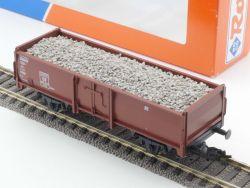 Roco 46010 Offener Güterwagen Ladegut Kies KKK 865 540 NEU! OVP ST