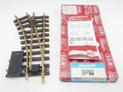 Playmobil 4356 LGB Elektrische Weiche links Lehmann 12150 OVP